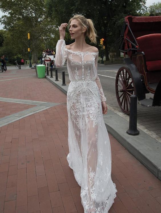 Inbal-Dror-2016-Bridal-off-shoulder-lace-dress.jpg