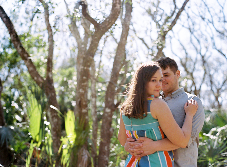 engaged-couple-in-ponce-inlet-forest.jpg