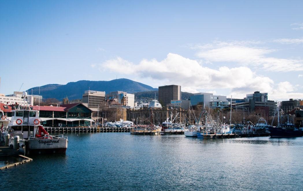 Hobart Harbour. Photo: Gurmeet Singh
