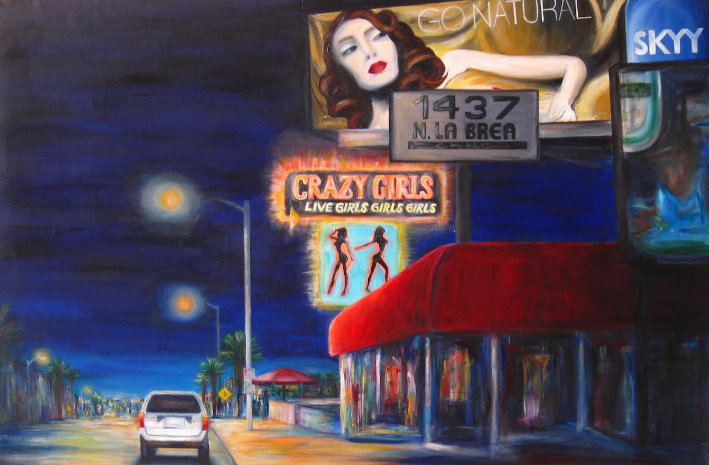 Hollywood (N. La Brea Ave)