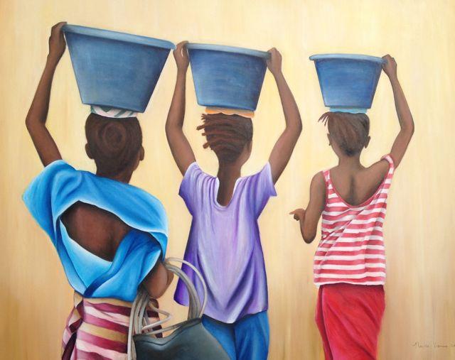 Les trois filles maliennes (#2)