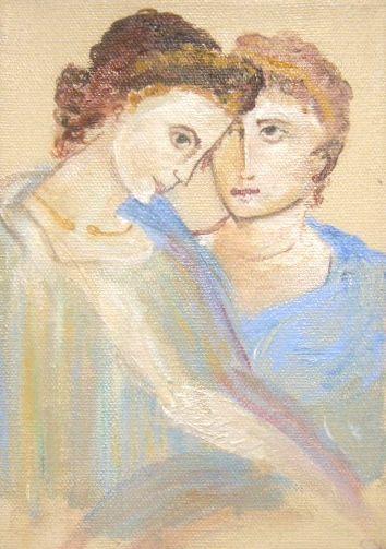 Roman Fresque