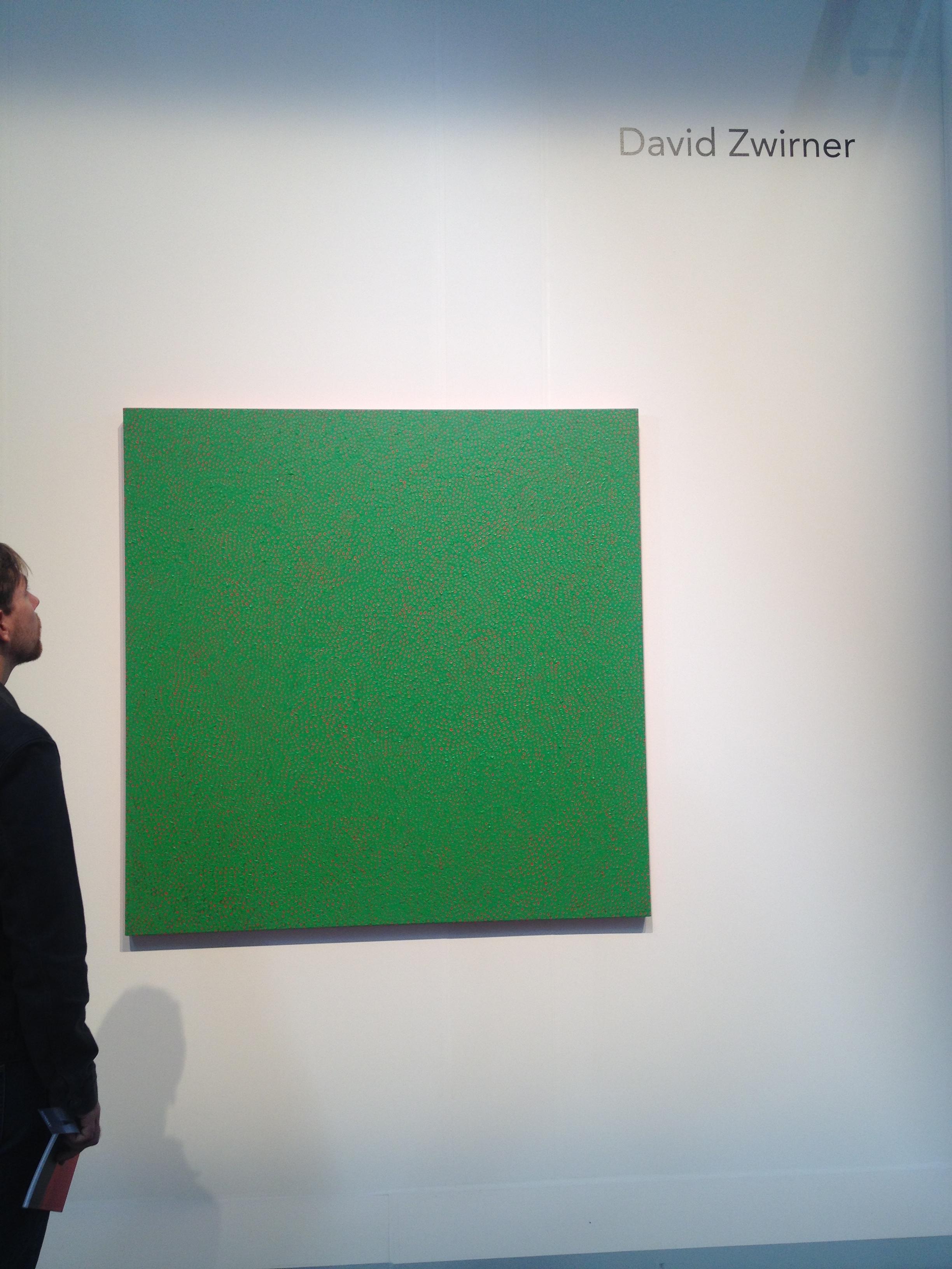 Yayoi Kusama at David Zwirner