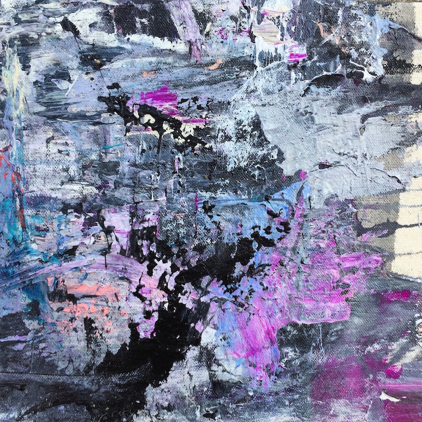 Small Abstract Paintings -