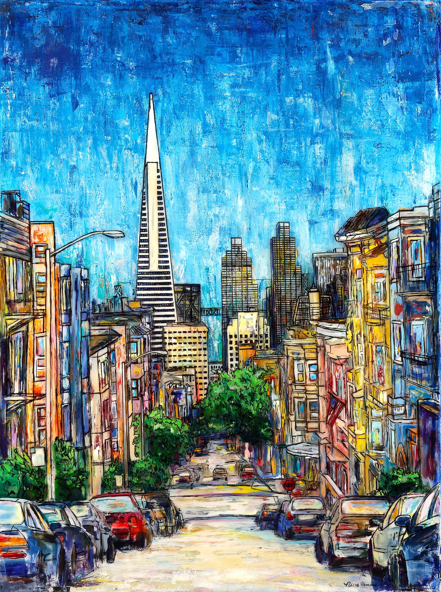 Cityscapes - 2014-2015