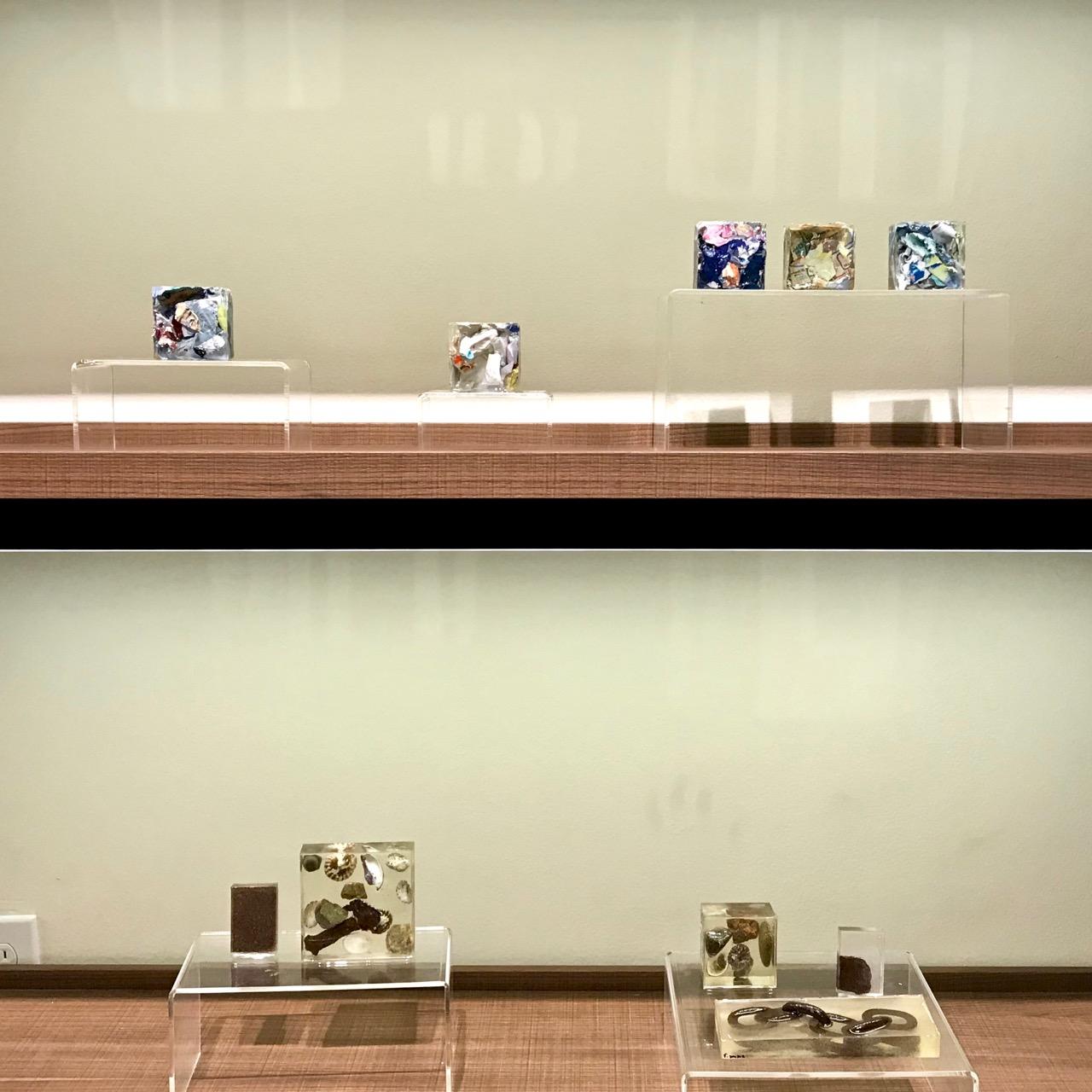 Wunderkammer Installation  at DZINE Gallery •October 2018
