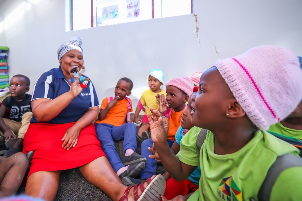 early childhood development program  Our vested interest in the early development of children is an essential part of our goal to inspire healthy, engaged, and civic-minded adults.   Age-appropriate activities are planned in accordance with the six Early Learning and Development Areas of the National Curriculum Framework, but our approach to education is undoubtedly one of our key differentiators – creativity and skills are prized above knowledge and right answers, and children are encouraged to be imaginative and have fun.