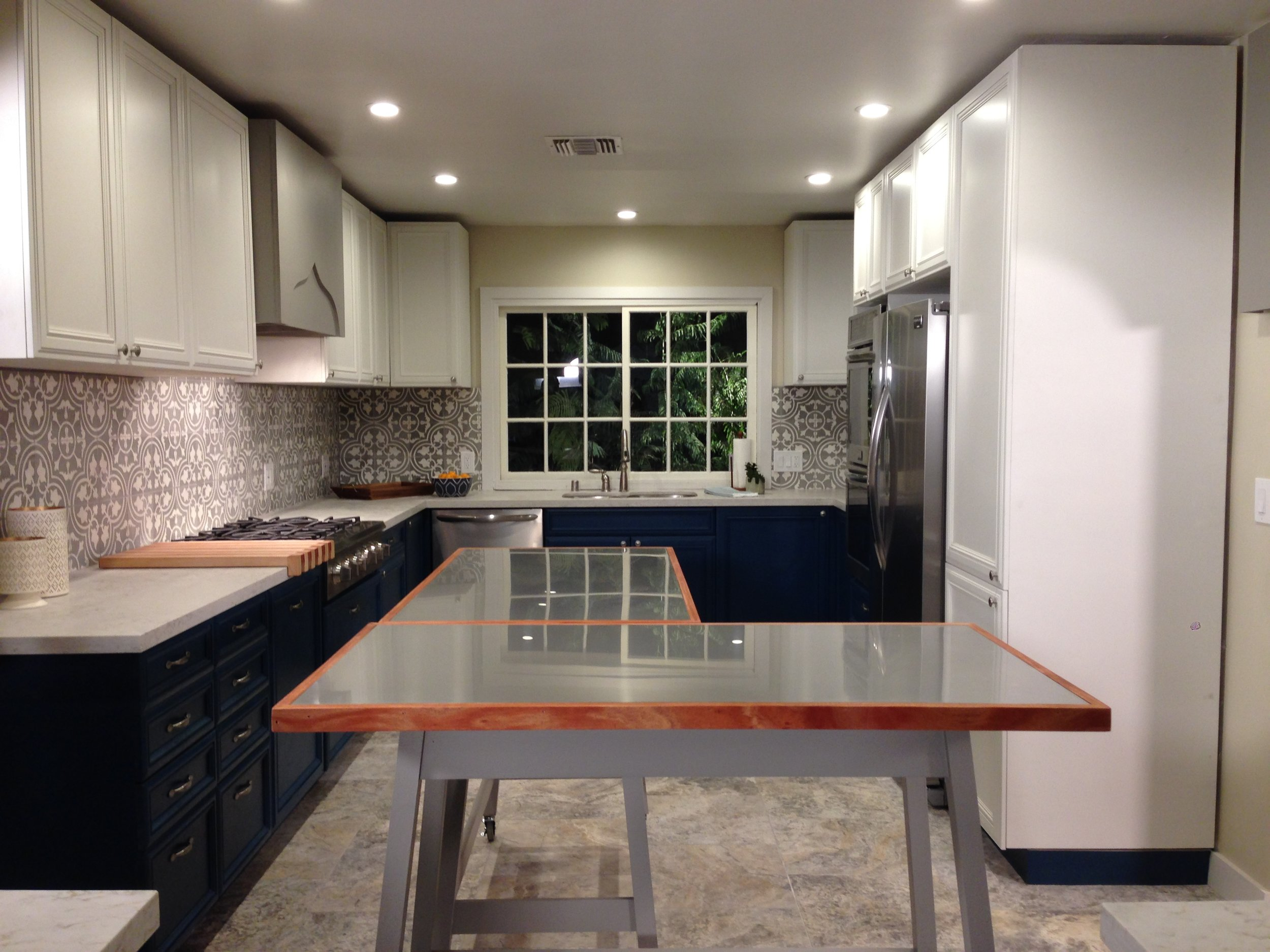 Ep. 1102: Arched Mediterranean Kitchen