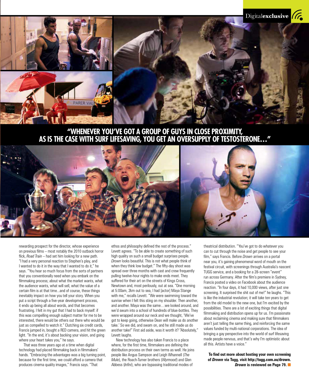 FilmInk Magazine - April / May