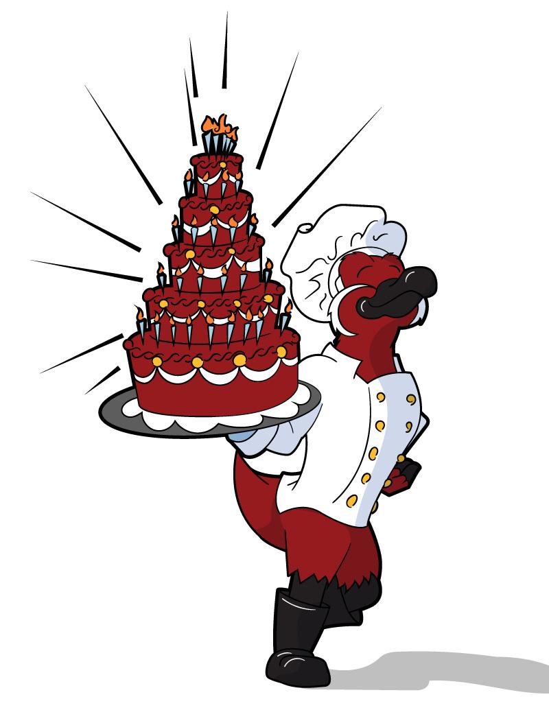 Happy birthday General Washington!
