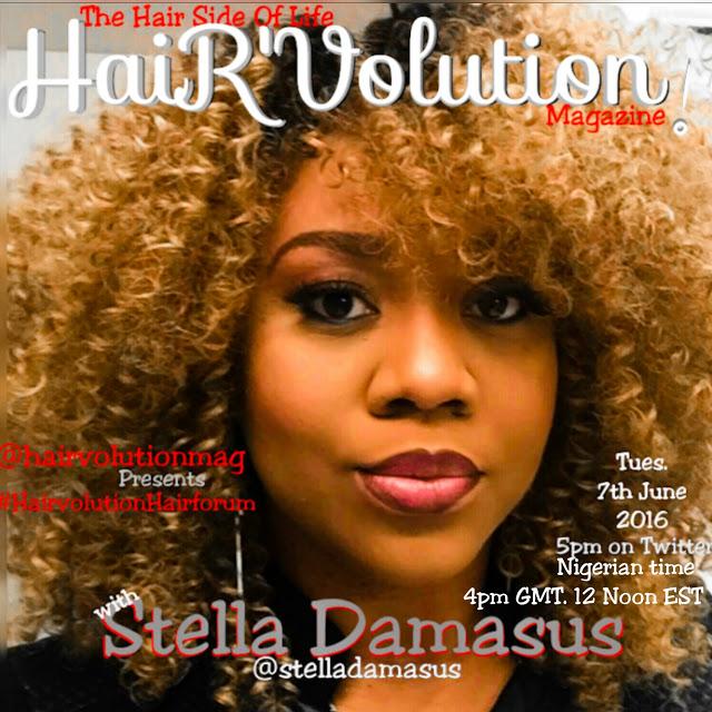 Hair Volution -Nigieria