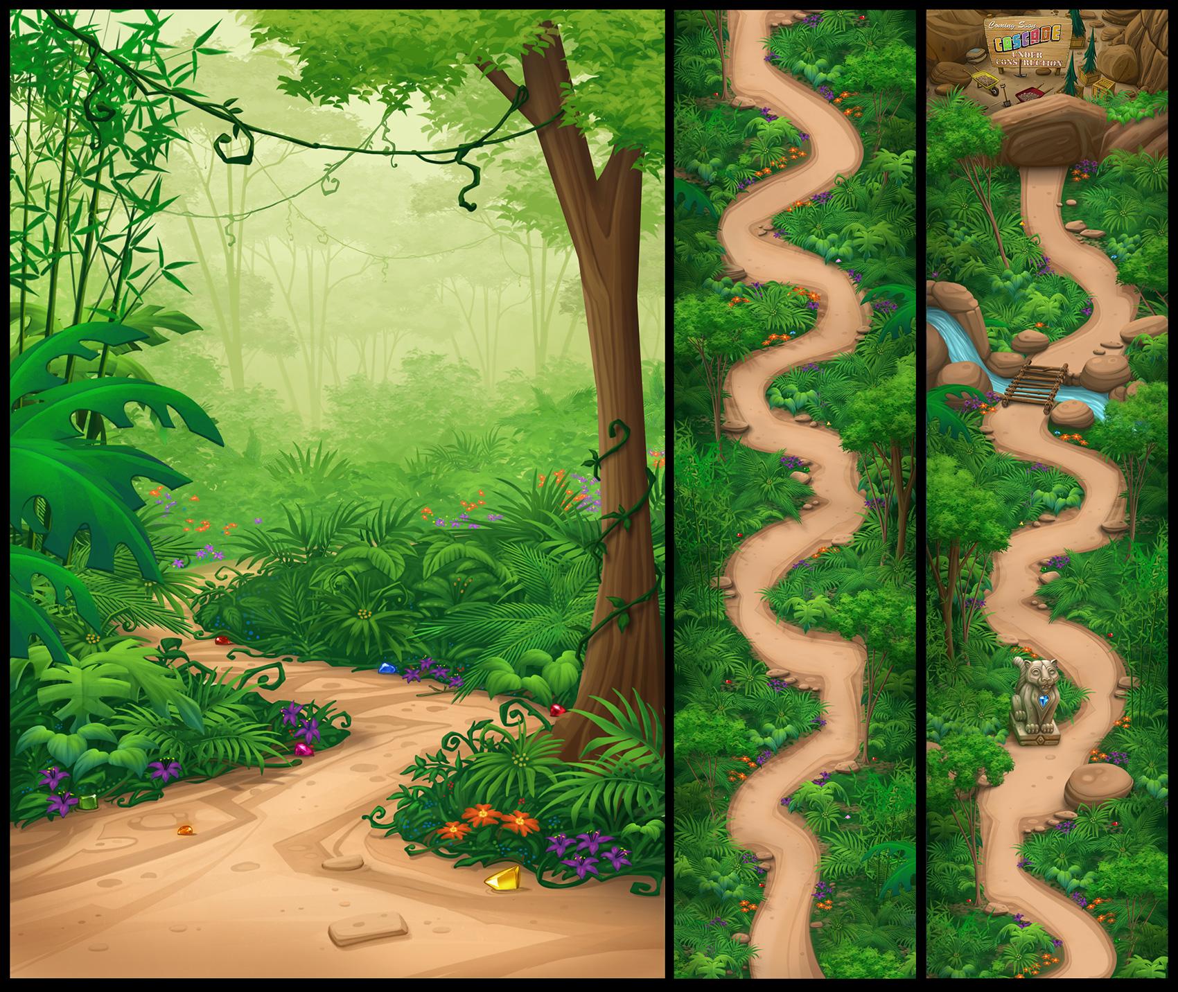 """""""The Jungle"""""""