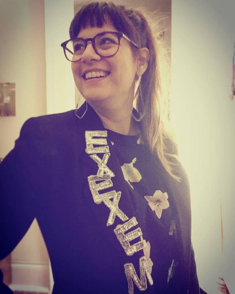 Director Lindsey Phillips' EX EX EM screening jacket