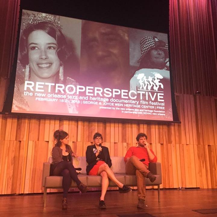 Jazz + Heritage Foundation Documentary Showcase