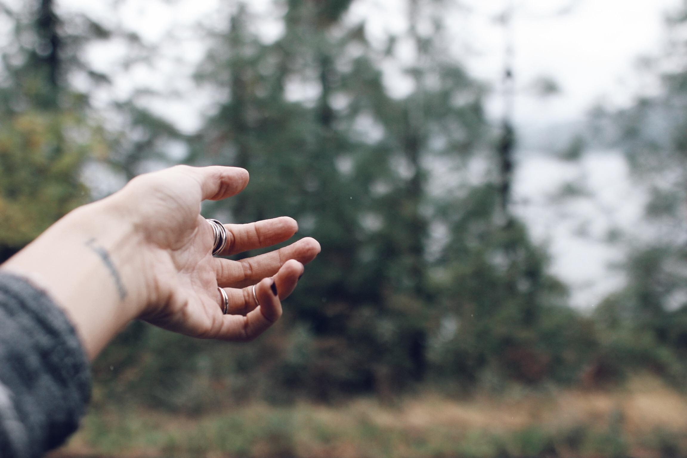 Reaching Into Adventure // Mel Denisse