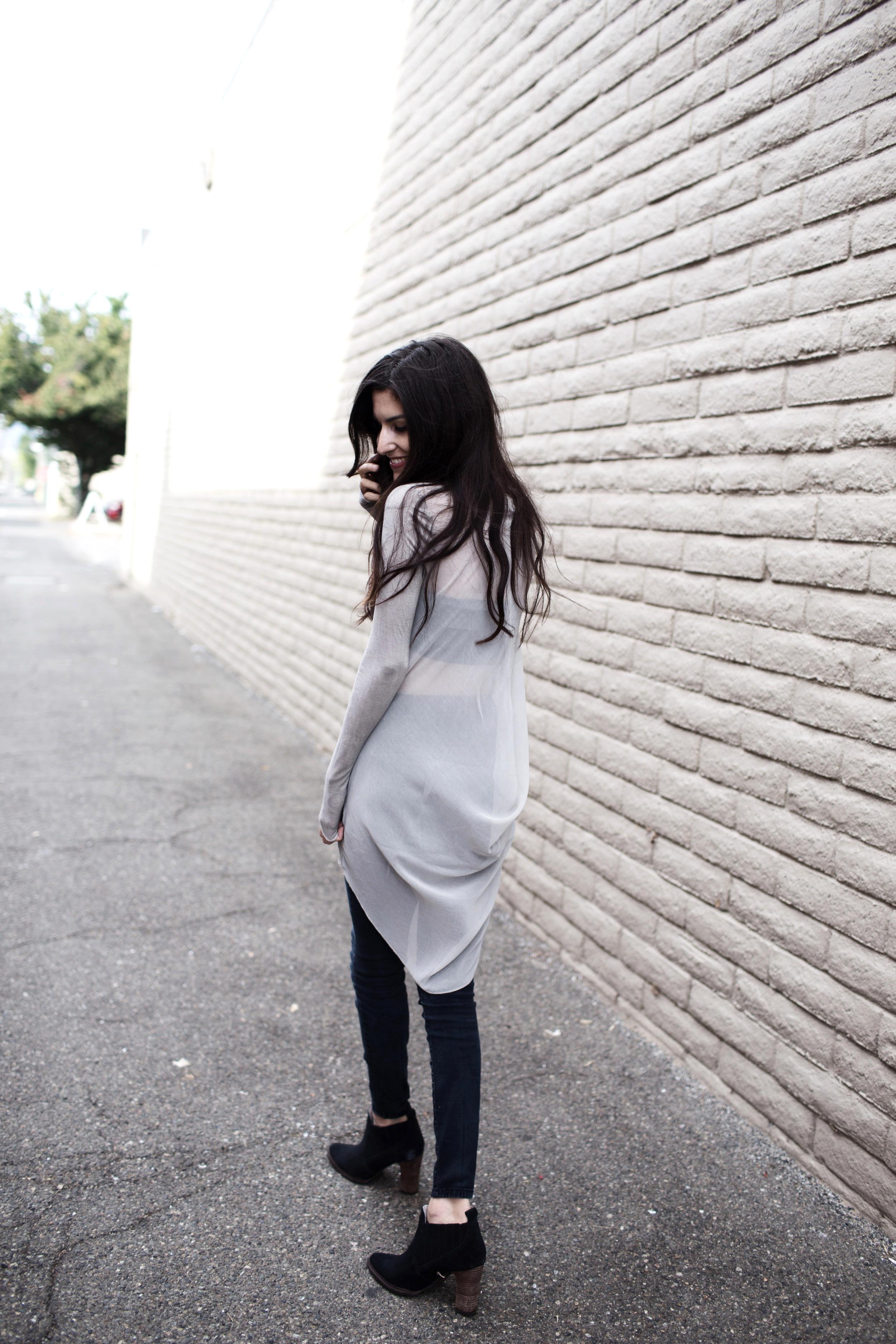 Hi-Lo Transitional Pieces // Mel Denisse