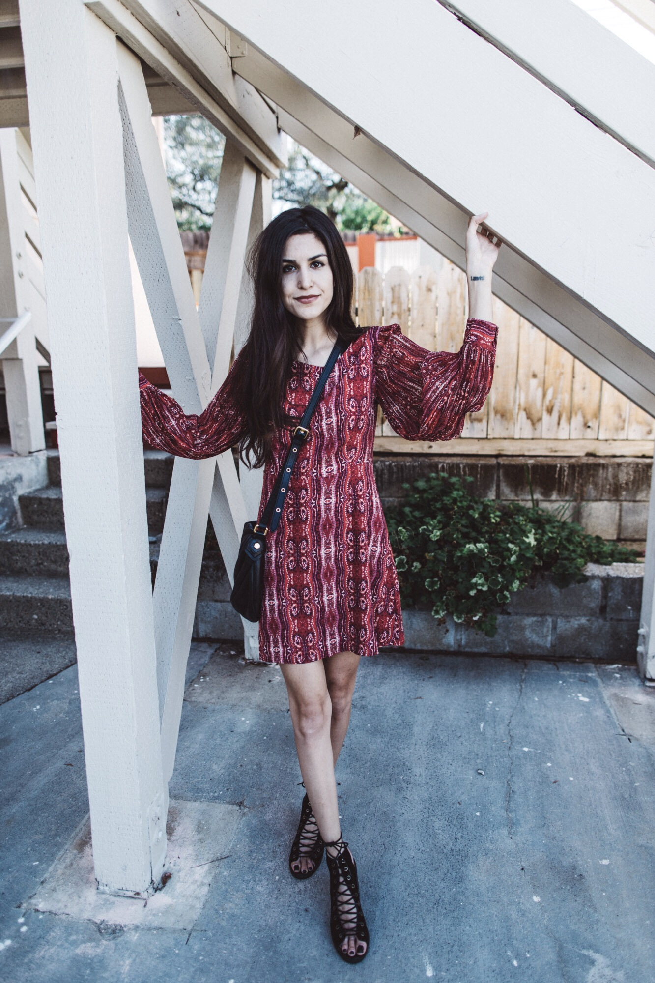 Modern Milly Dress // Mel Denisse