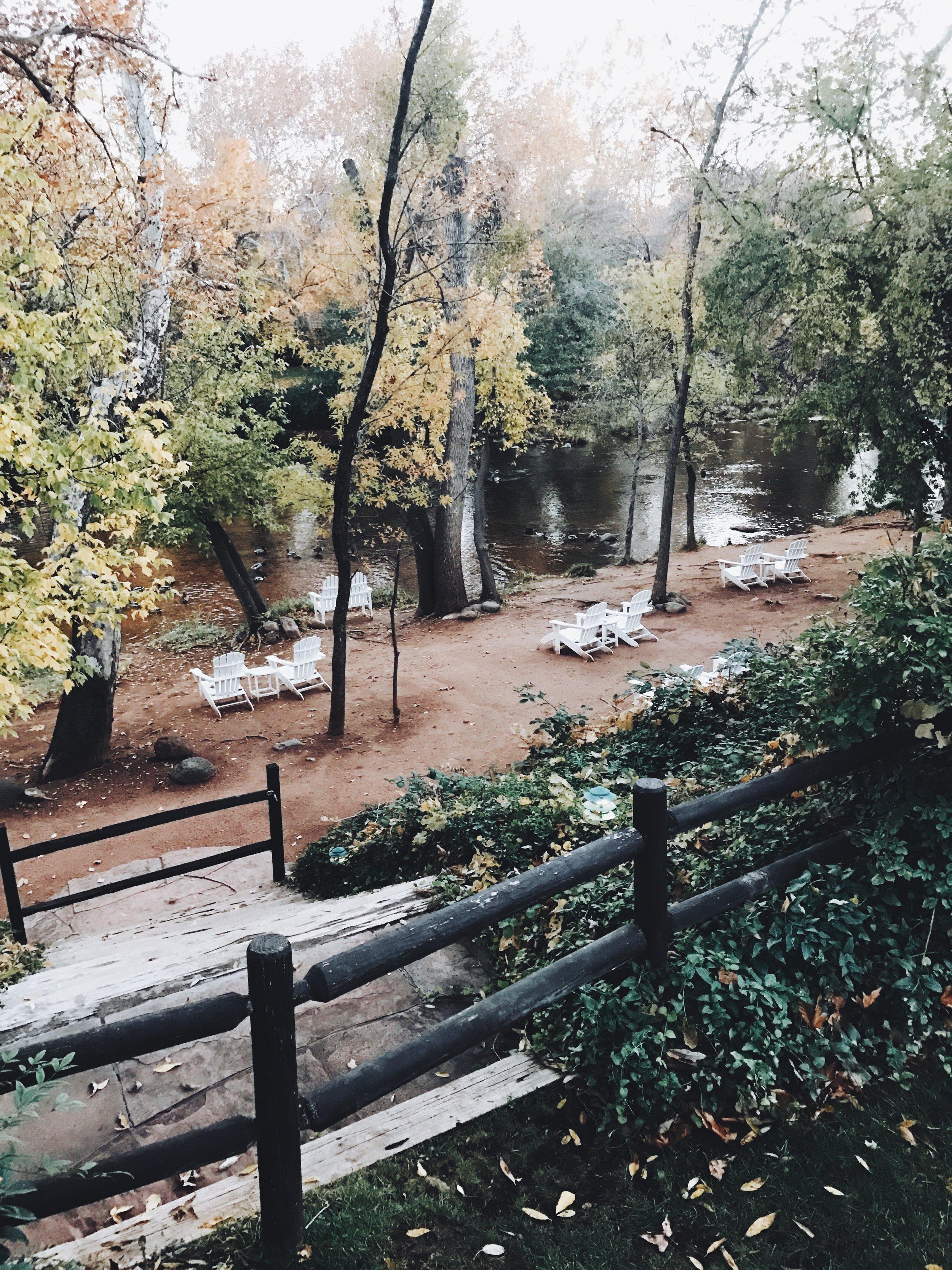 Getaway to L'Auberge de Sedona // Mel Denisse