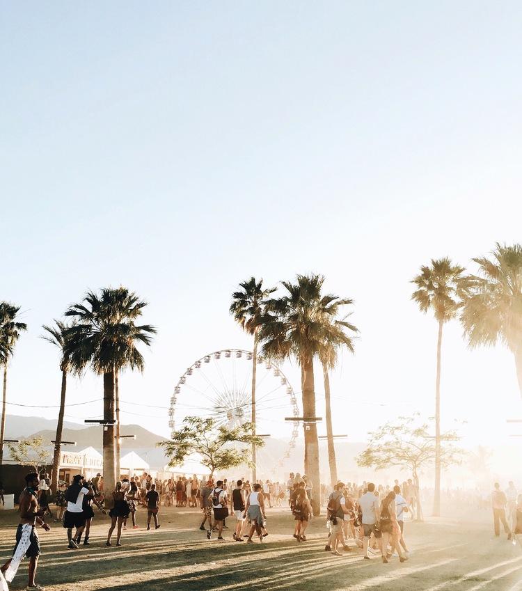 Coachella x Aritzia