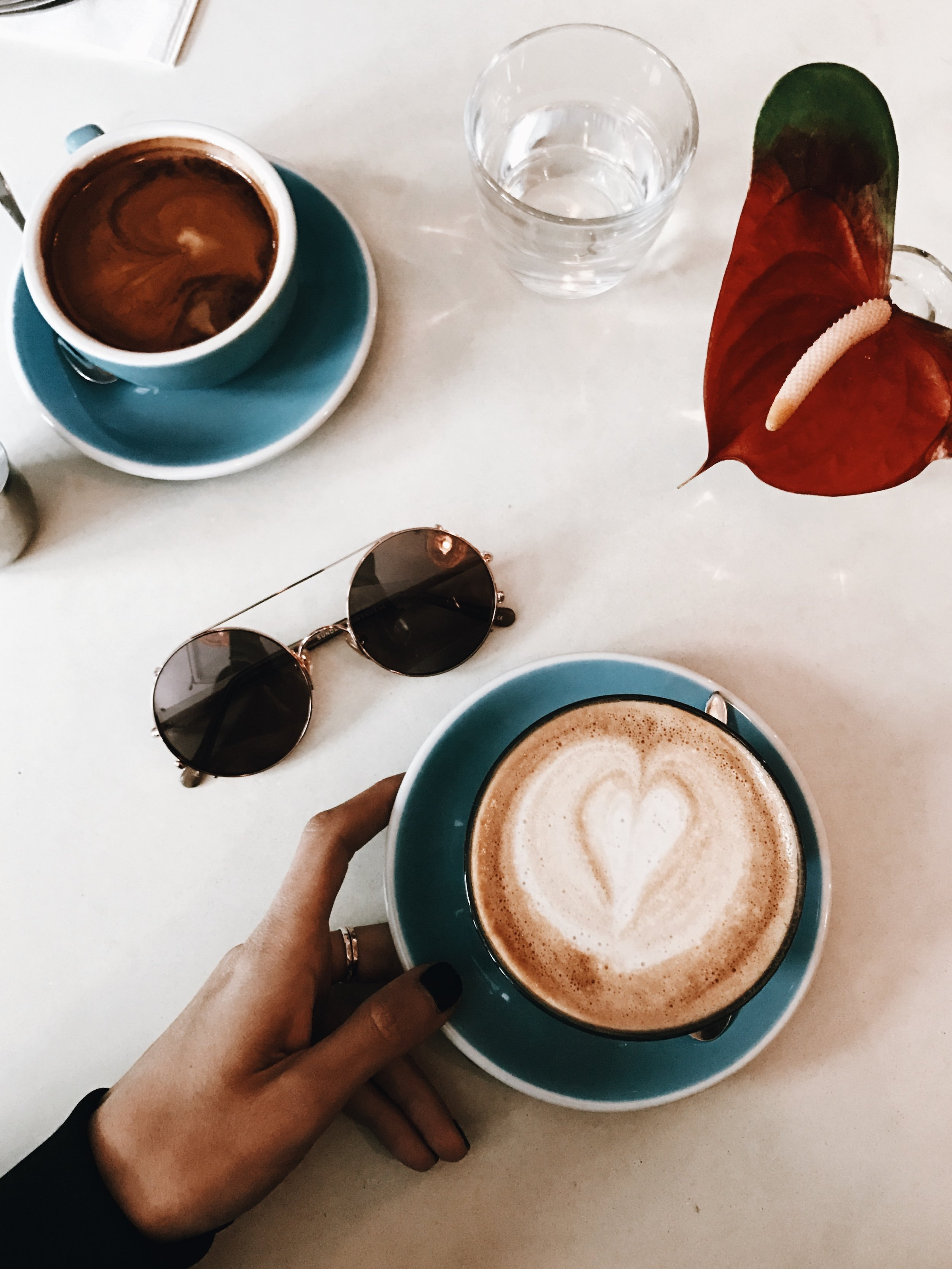 Always needing some warm coffee around the corner :)