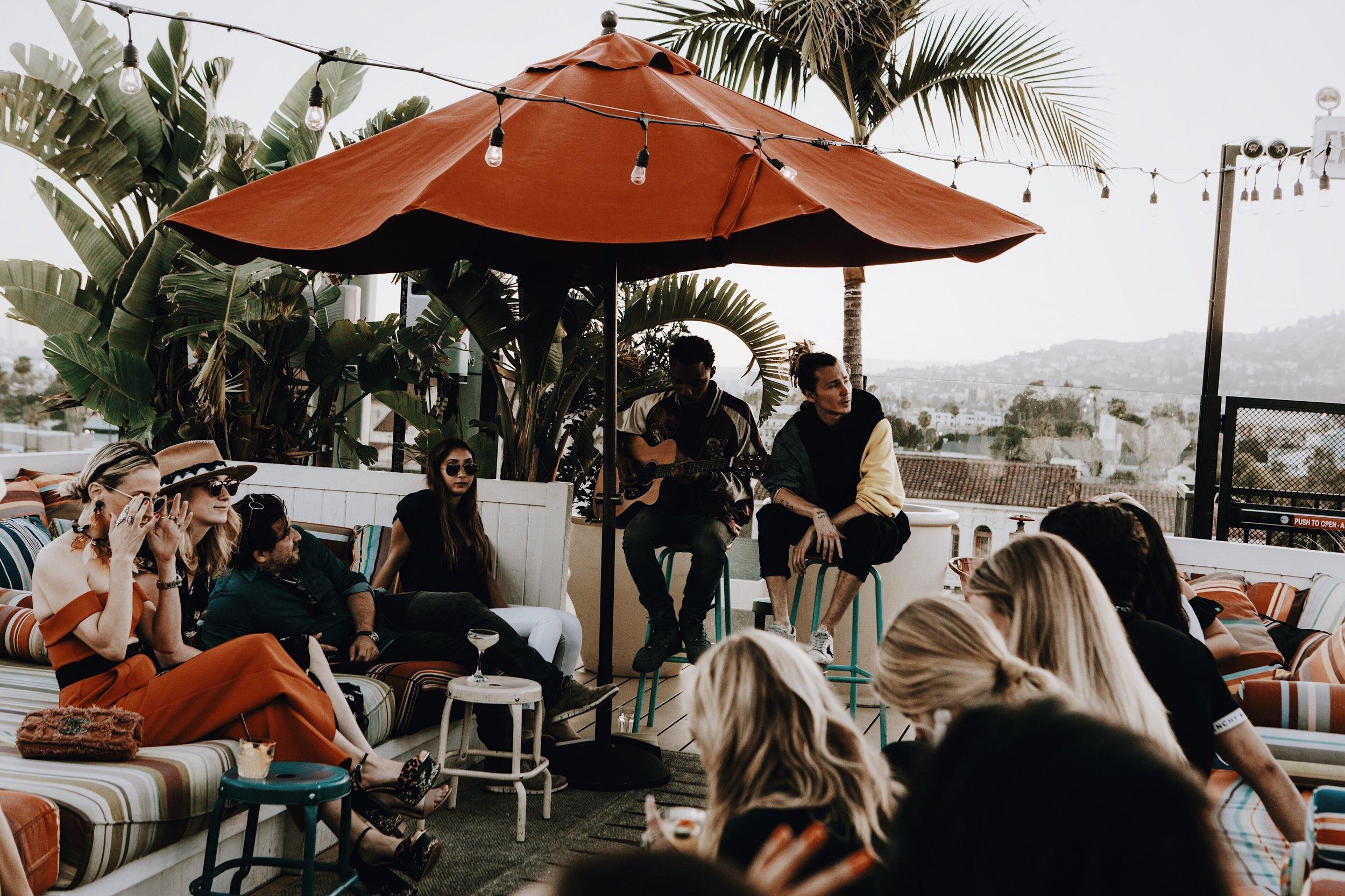 A day in LA with Farfetch // Mel Denisse