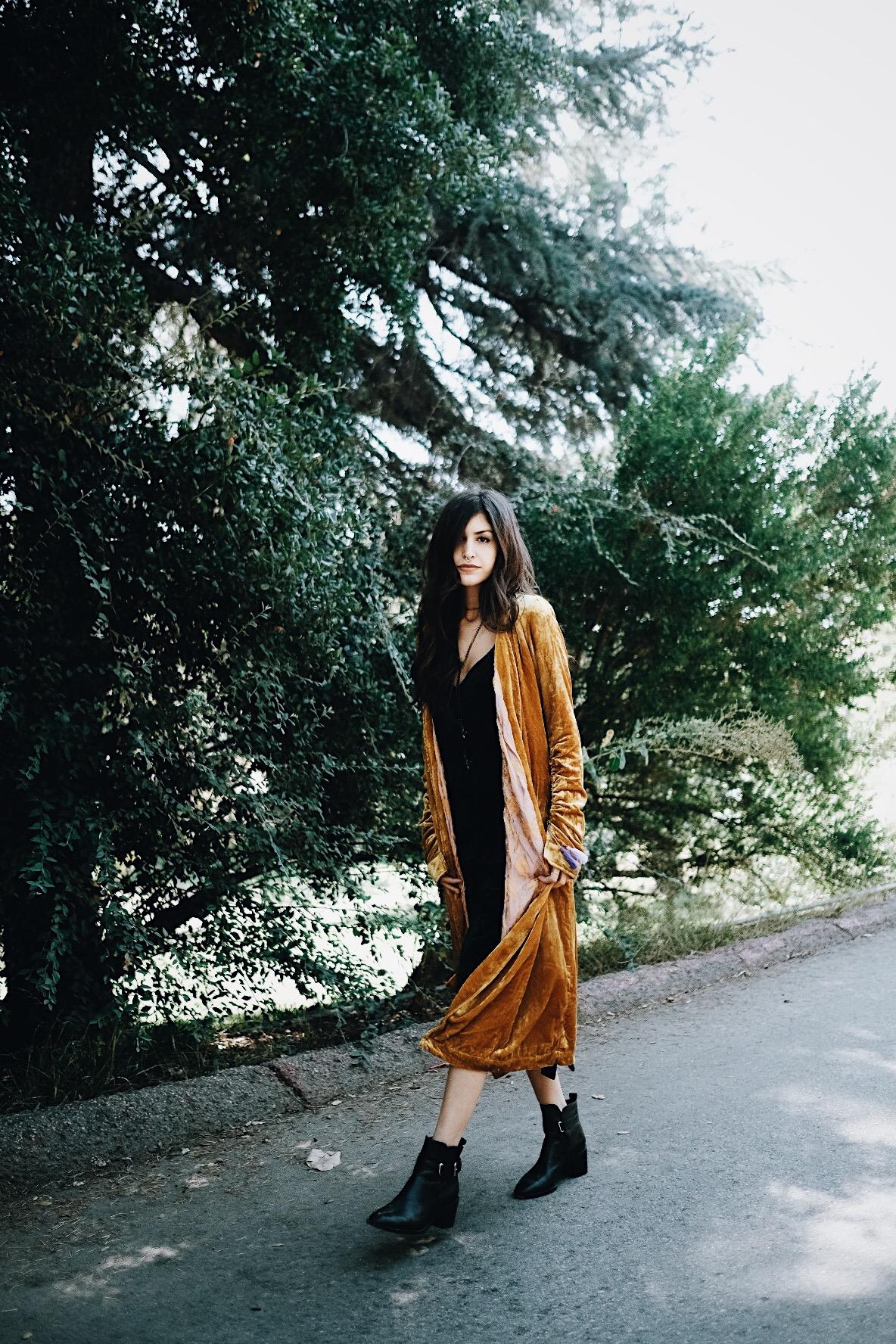 Autumn Daze // Mel Denisse