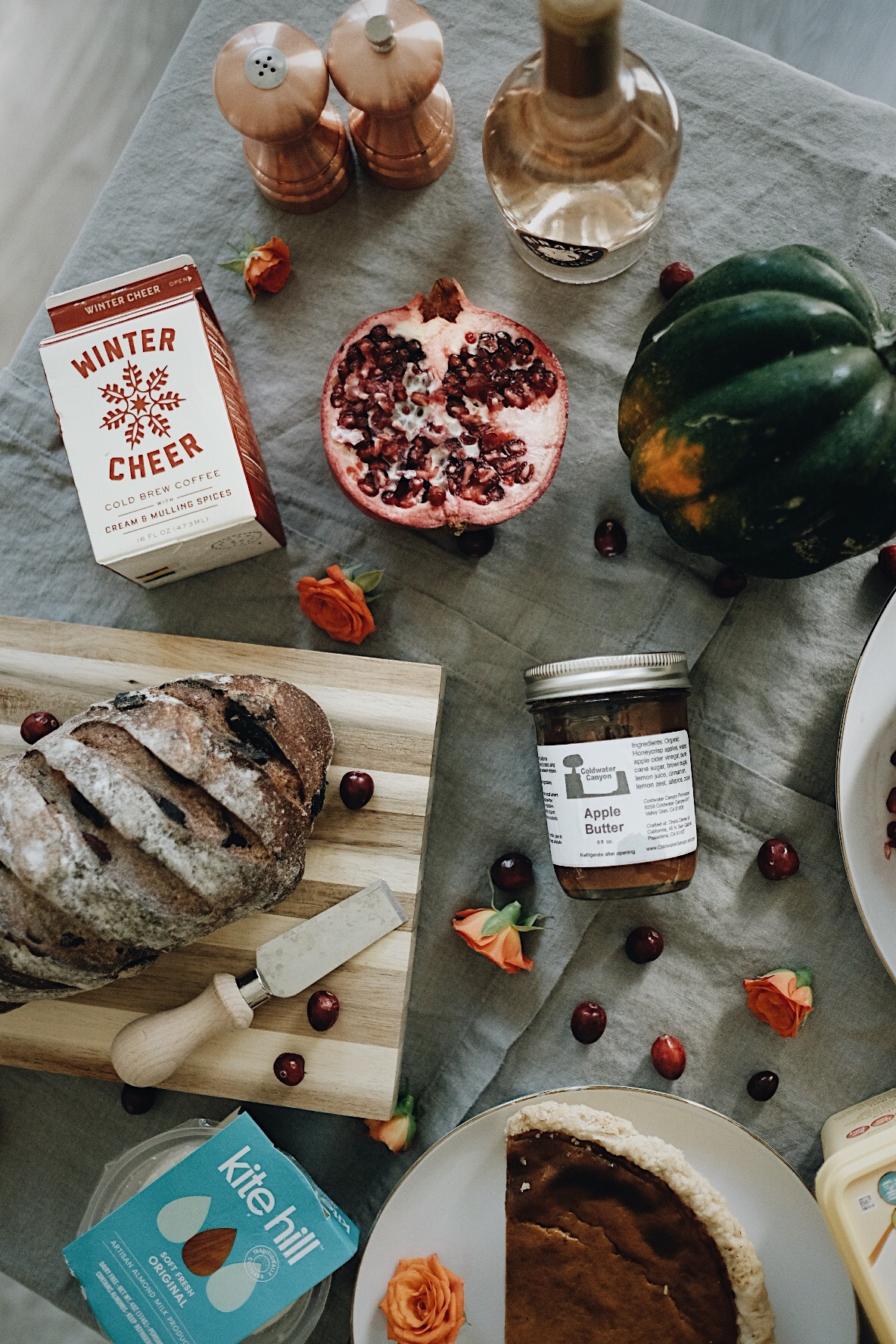 Thanksgiving Prep With Milk & Eggs // Mel Denisse