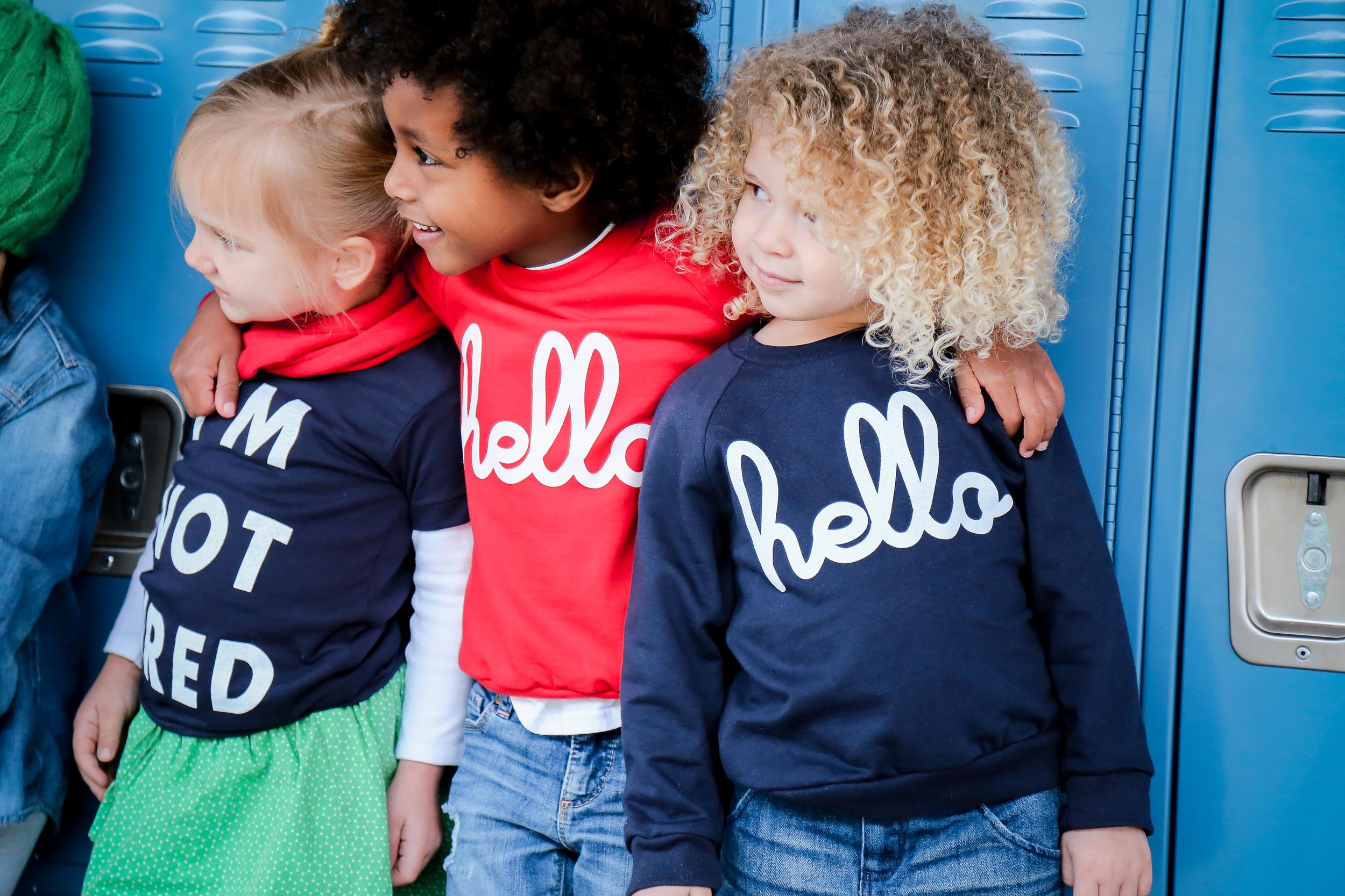 hello apparel by phoenix street