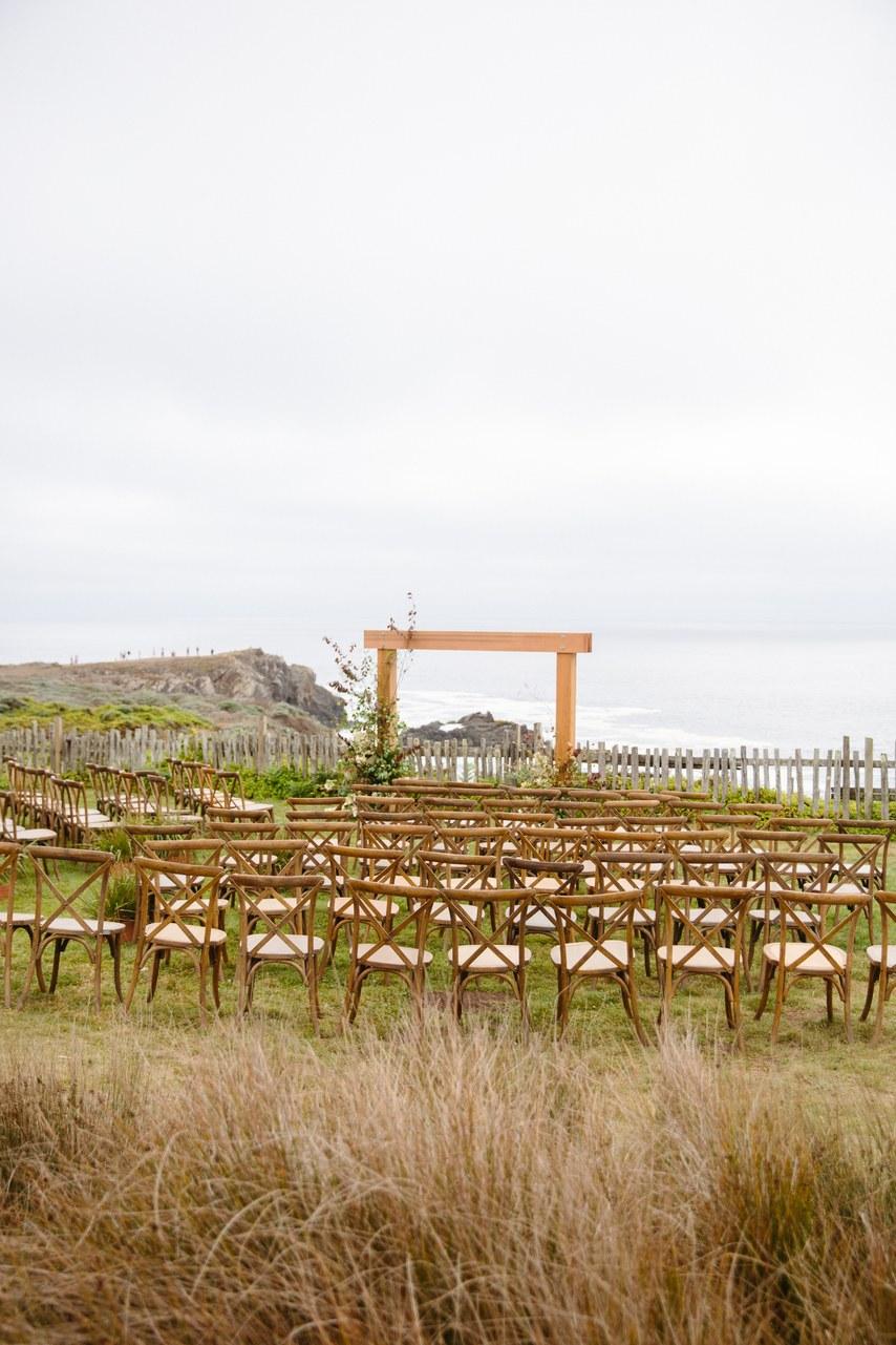 Sea Ranch Lodge Wedding Ceremony