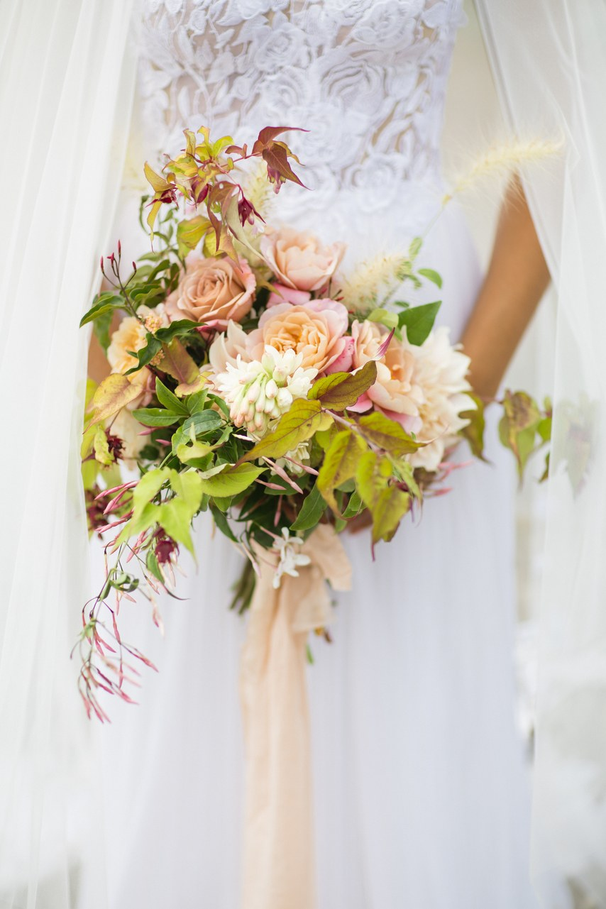 Wedding Bouquet by Lambert Floral Studio