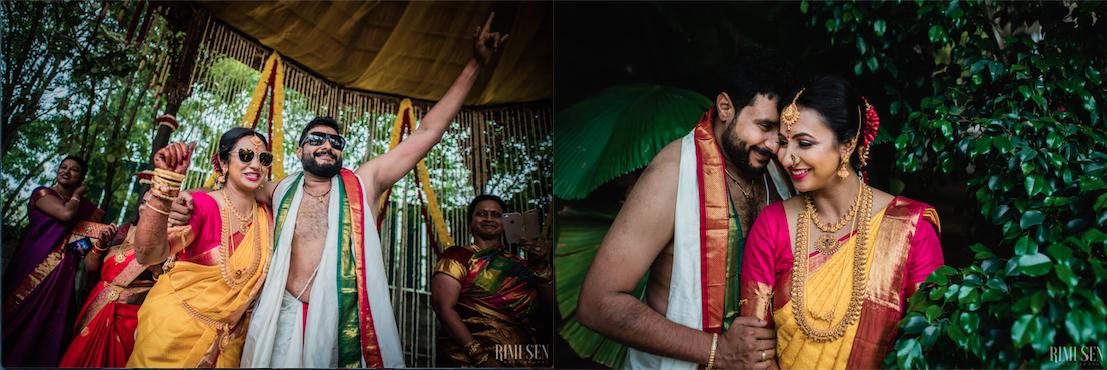 Nivetha & Sridhar