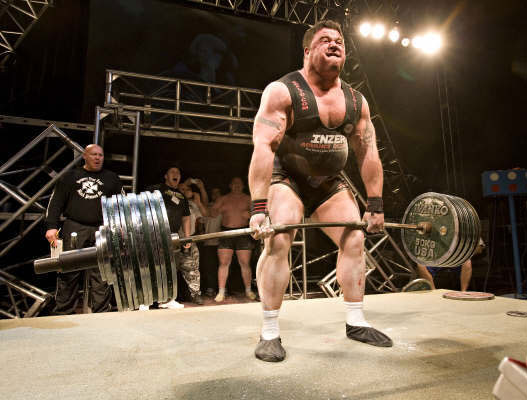 *Fun fact: the deadlift world record is 1,015 lbs by Benedict Magnusson.