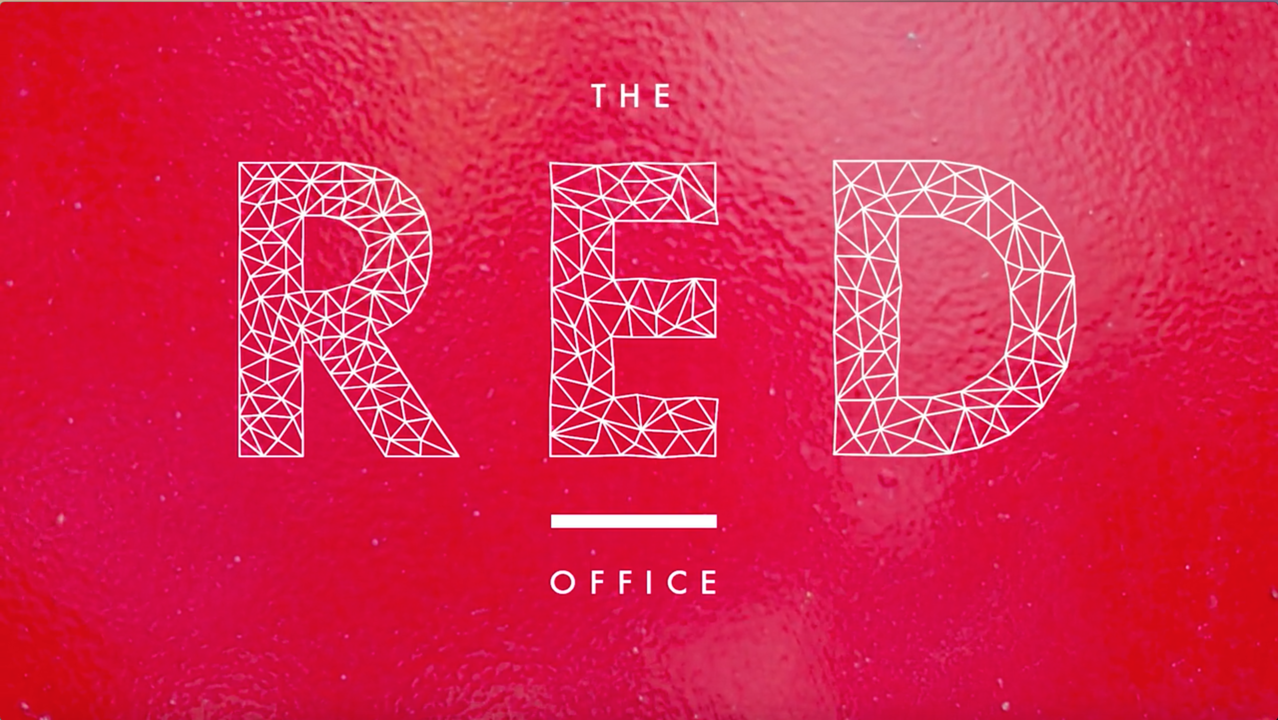 The RED Office