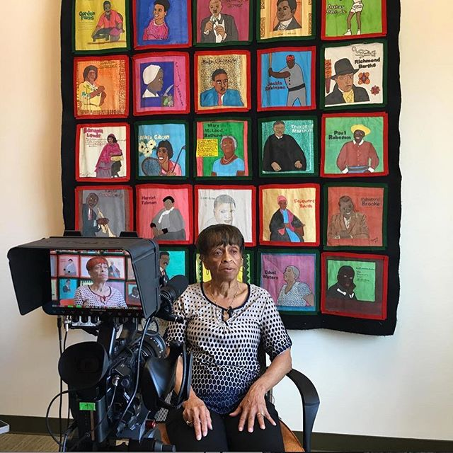 """Residents share their moving stories at the George W. Davis senior center in #bayview. The community center is open to all seniors, and housing is dedicated to low income and formerly homeless. #documentary collab with @davidbakerarchitects . Produced by @rebusproject ."" Repost from @milieu"