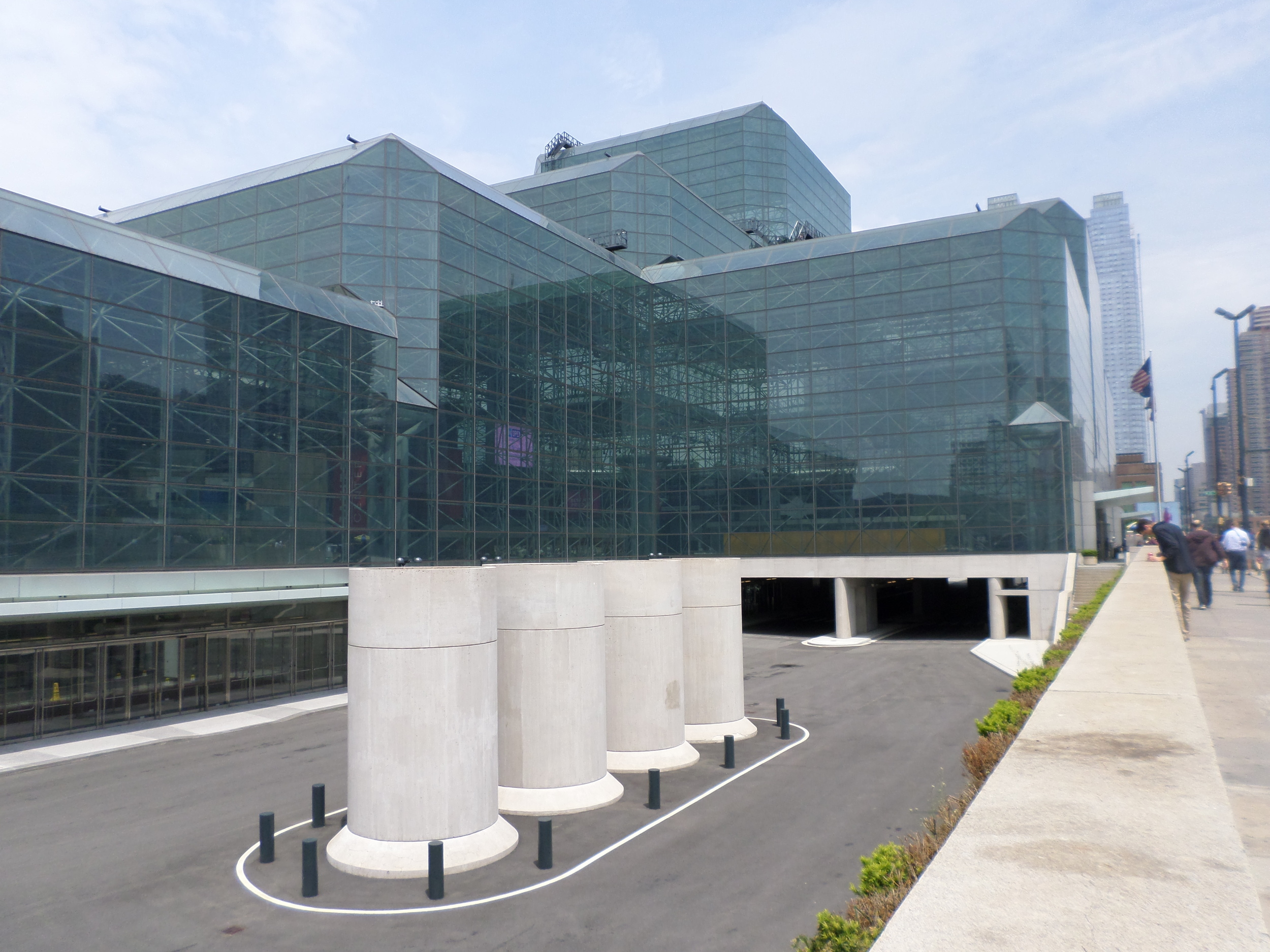 The Javits Centre