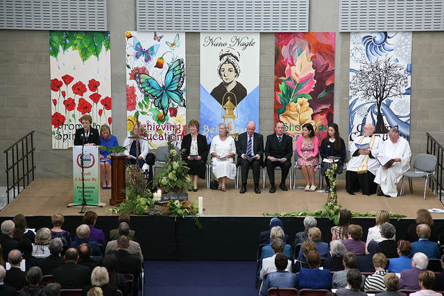 Scoil Chriost Ri Official Opening