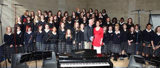 Scoil Chriost Ri Choir