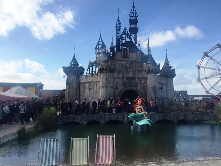 What business can learn from Banksy Dismaland