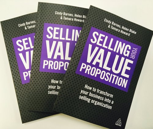 Selling your Value Proposition Book
