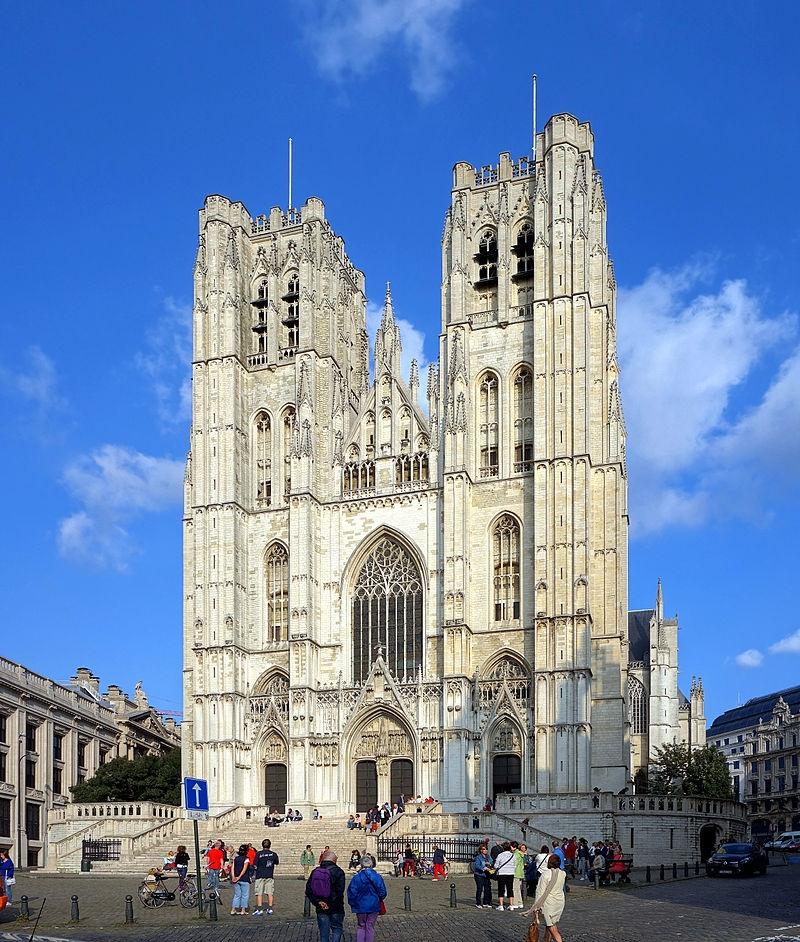 Saint-Michael-and-Gudula Cathedral
