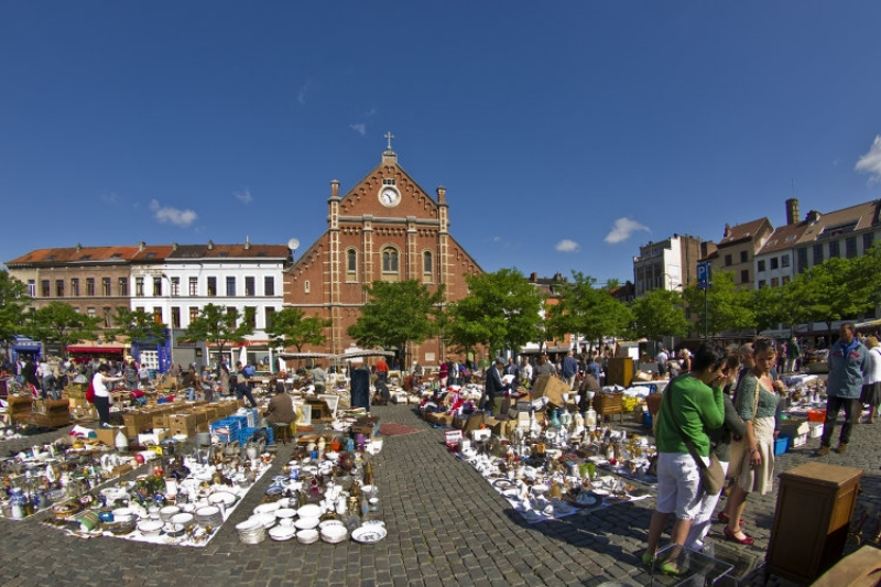 Flea Market - Marolles