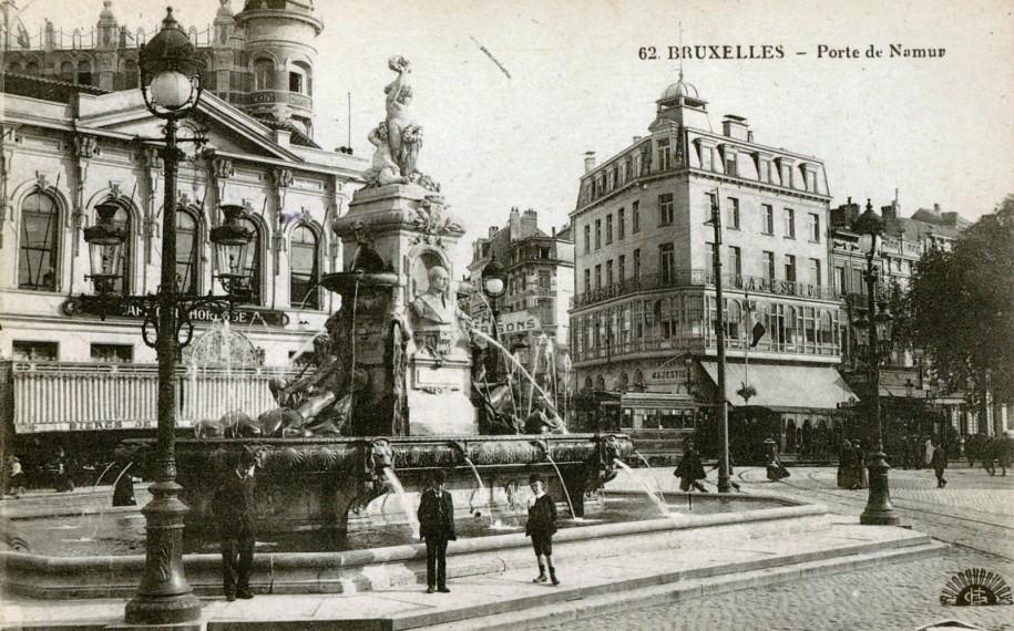 Porte de Namur