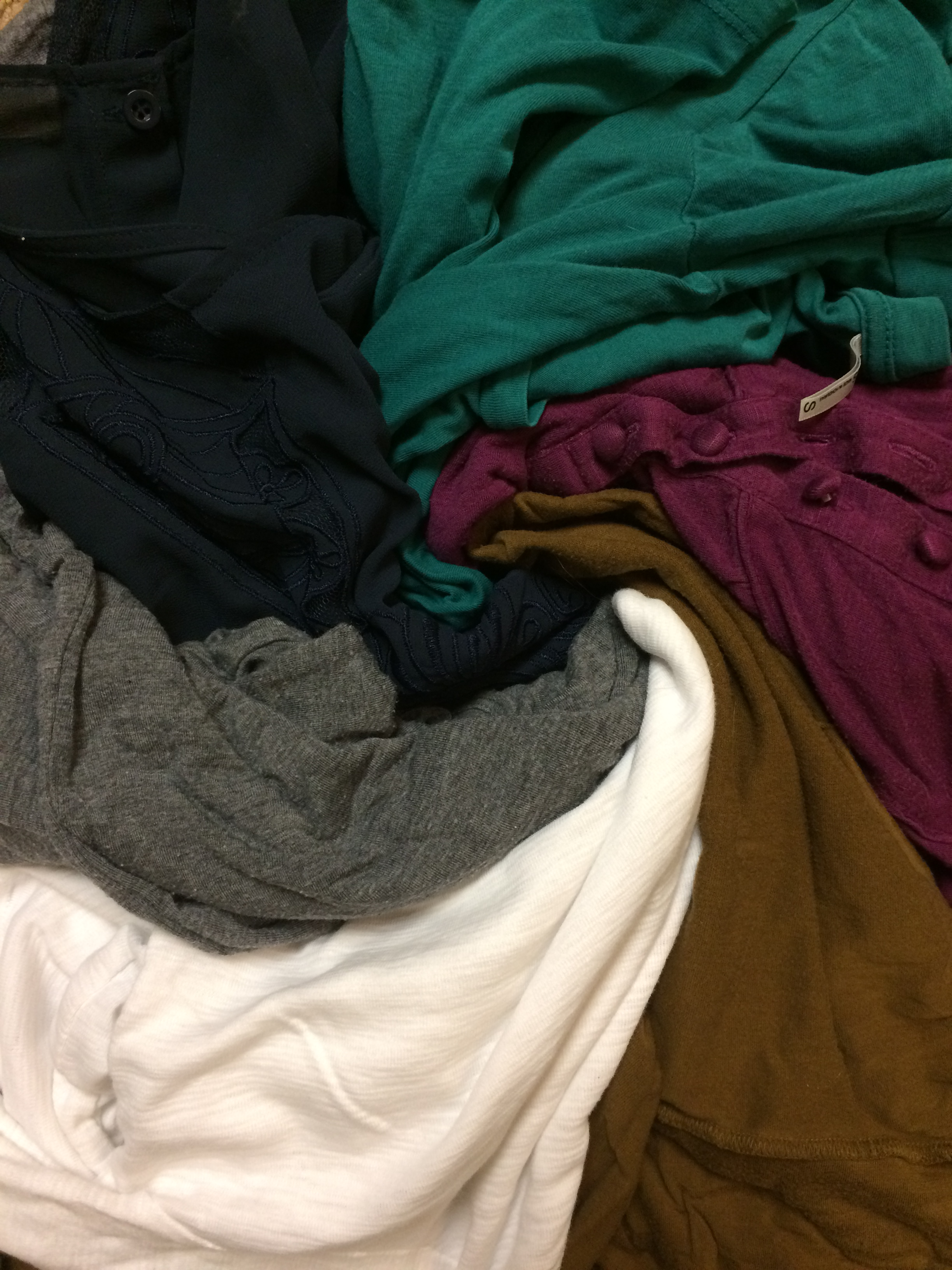 A color palette will help you shop efficiently