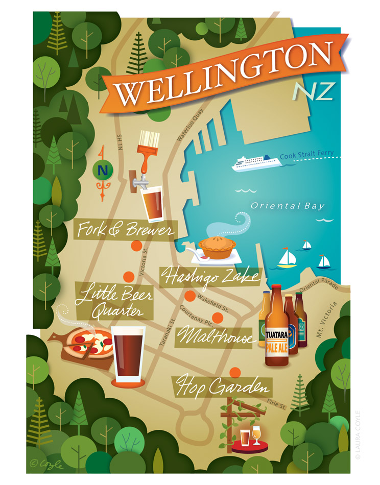 Wellington Beer Tour