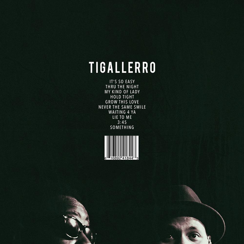 Artist:  Phonte & Eric Roberson   Album:  Tigallerro