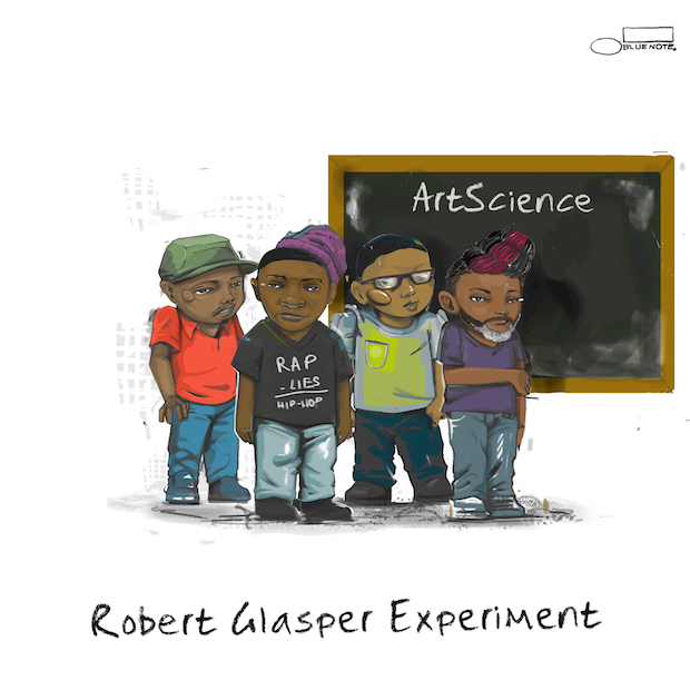 Artist:  Robert Glasper Experiment   Album:  ArtScience