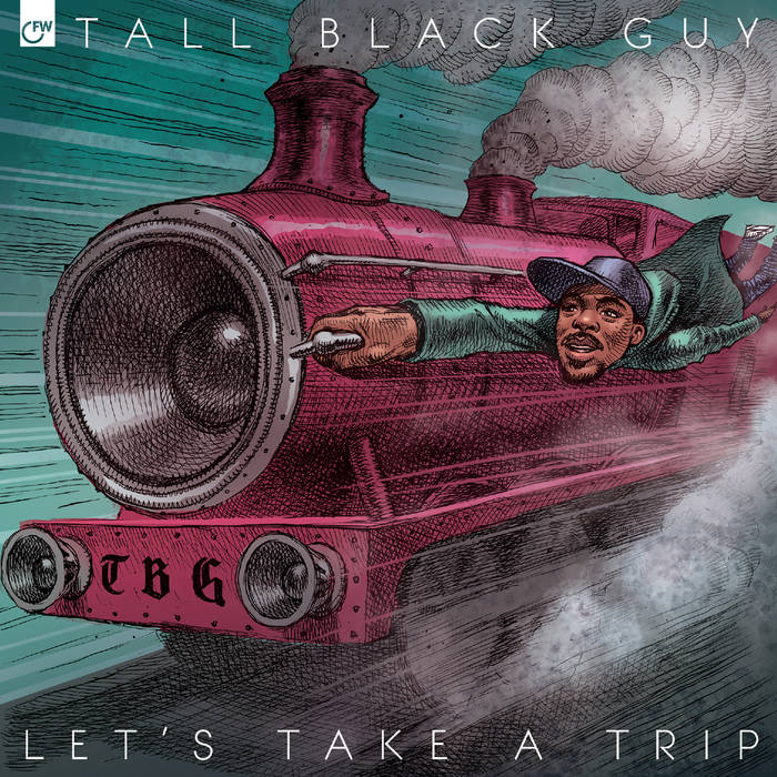 Artist:  Tall Black Guy   Album:  Let's Take a Trip