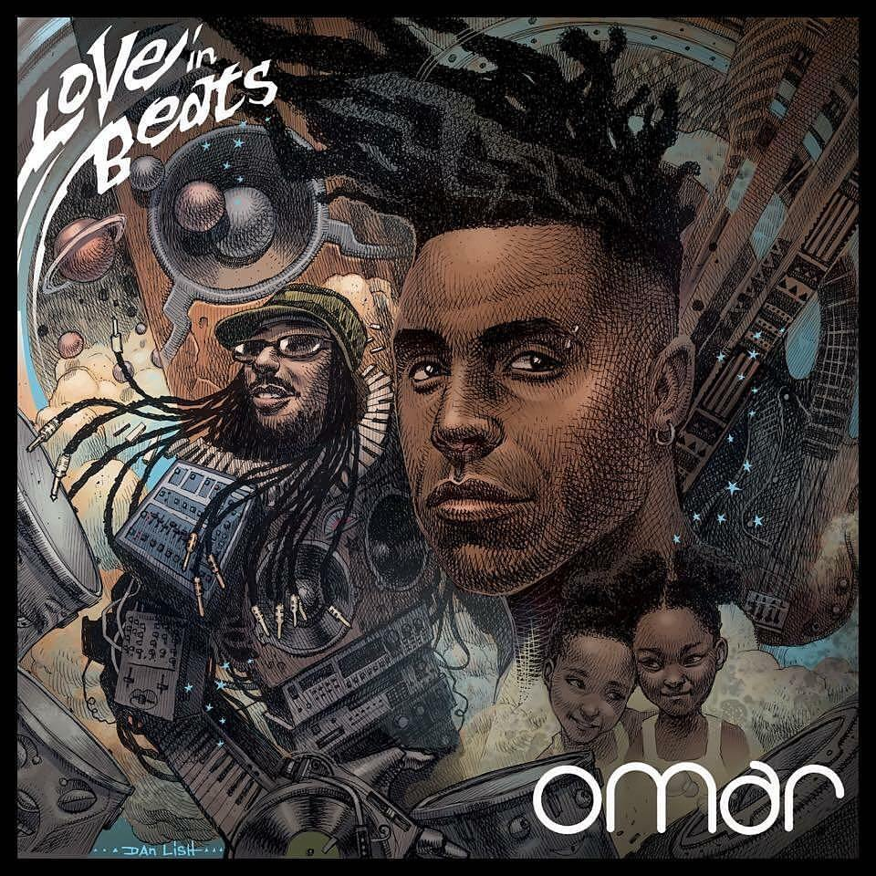 ARTIST:  OMAR   ALBUM:  LOVE IN BEATS