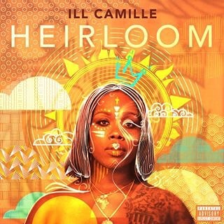 """This West Coast Emcee deals with love, life, family and growth on her newest release, which is quickly turning heads and racking up praise... For the month of March 2017, @DJClevelandBrowne recommends """"Heirloom"""" by @IllCamille  MUSIC   community   purpose  #albums #HipHop #WestCoast #FemaleEmcees #IllCamille"""