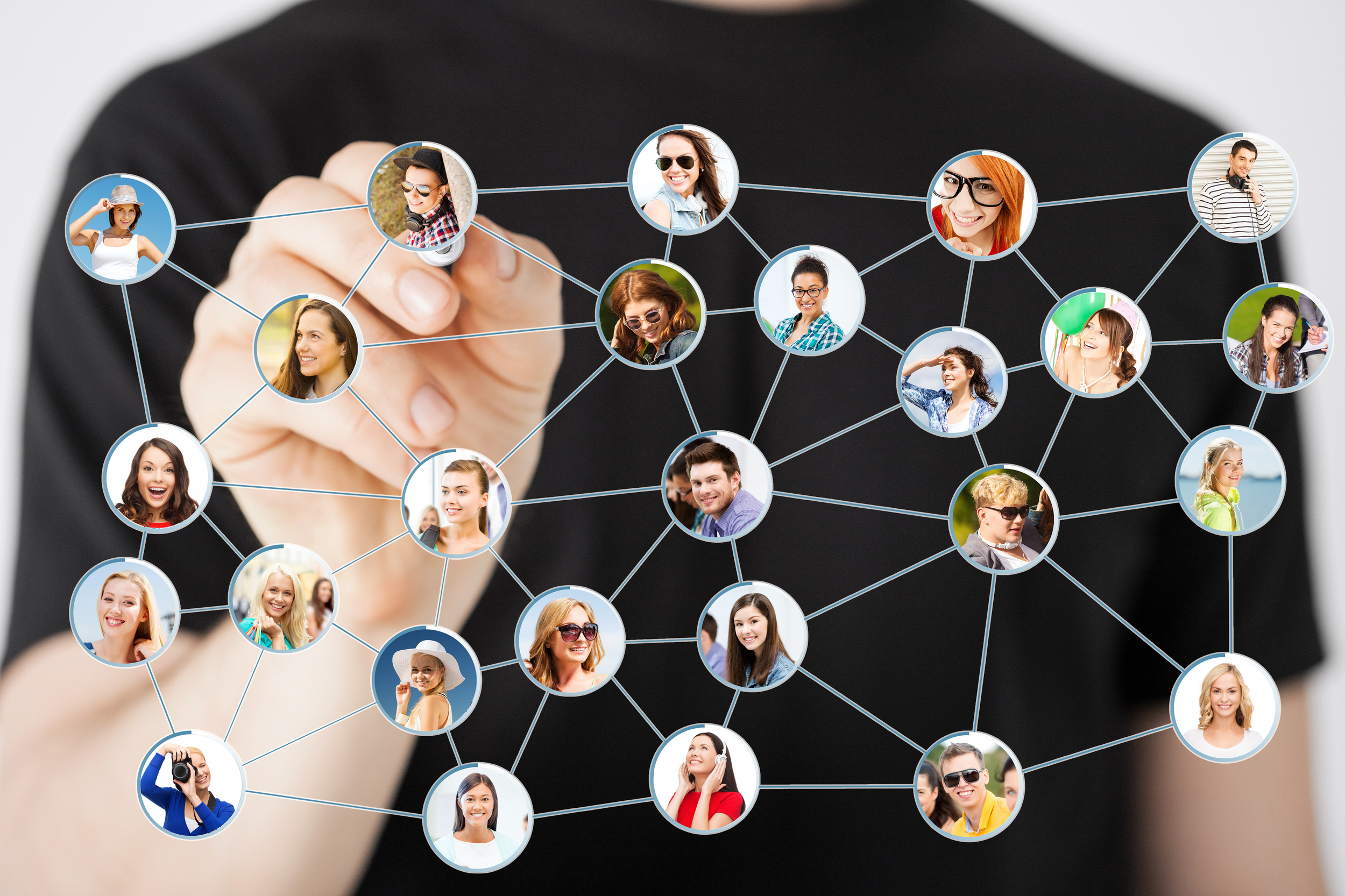 healthy relationships and connections for success